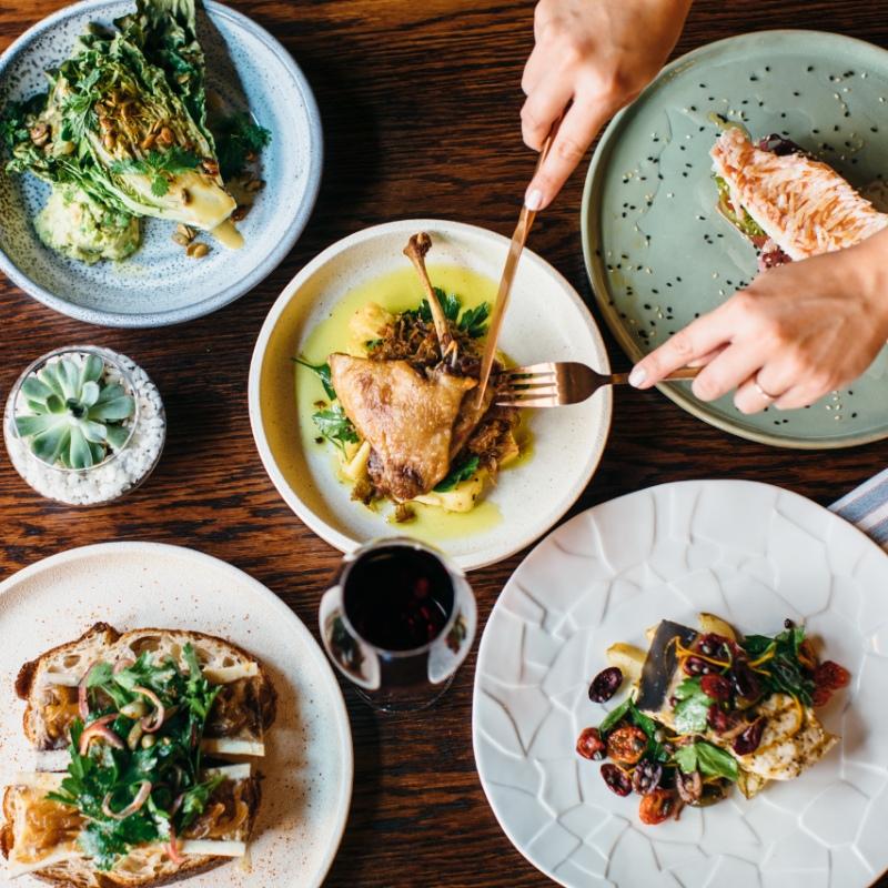 The Tasting Kitchen: October Tasting Menu - Good Food